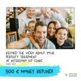 €500 refund for your Success Story Video