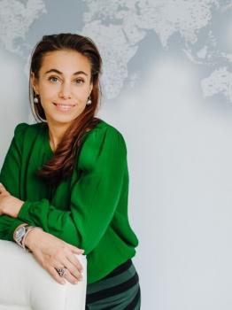 Olena Moroz Intersono IVF clinic